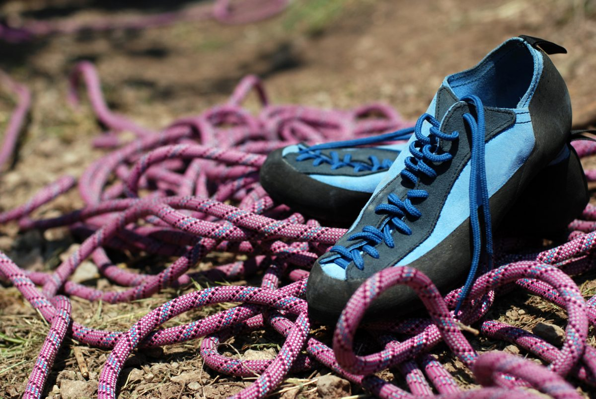 4 Important Tips On Buying The Right Climbing Shoes
