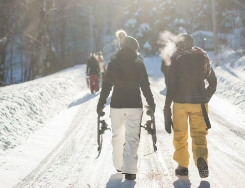 Stay Off the Slippery Slope and Start Cross-Country Skiing