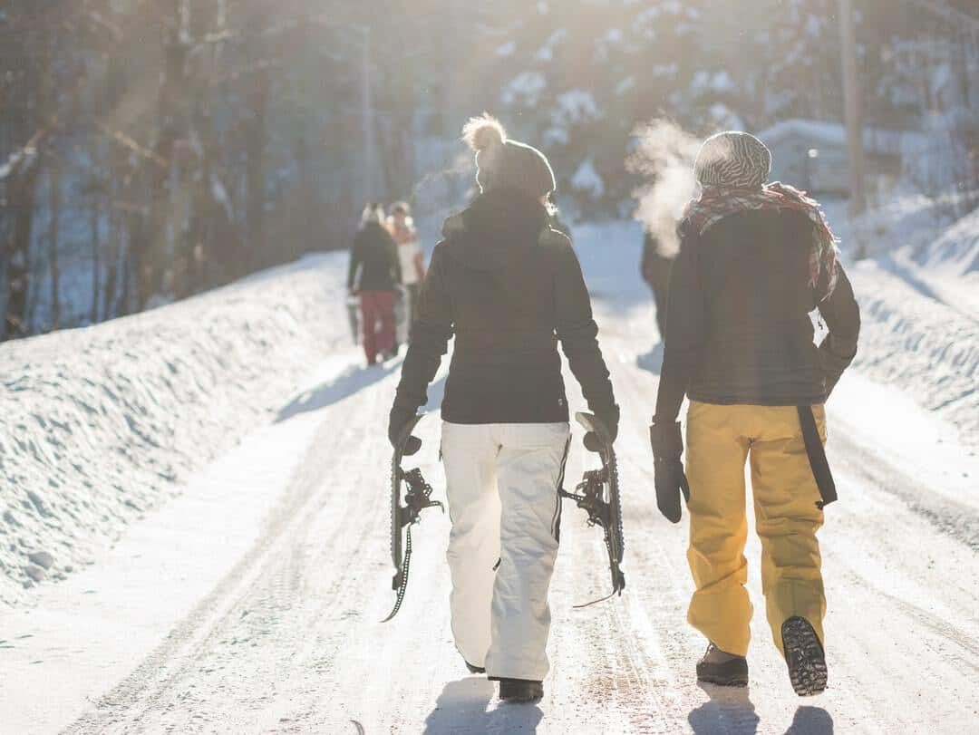 how to cross country ski