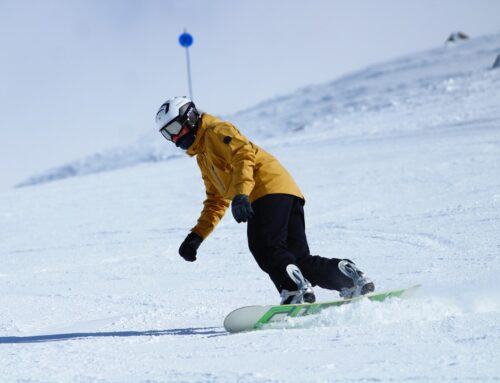 Menu Item or Snowboarding Move? A Guide to Those Amazing Snowboard Tricks